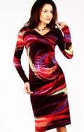 Платье В9006